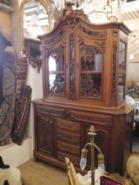 Armoire Glass Cabinet (645-20)
