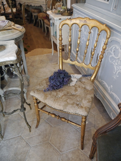 French Chair (445-19)