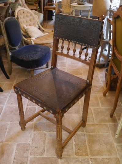 French Chair (E-1)