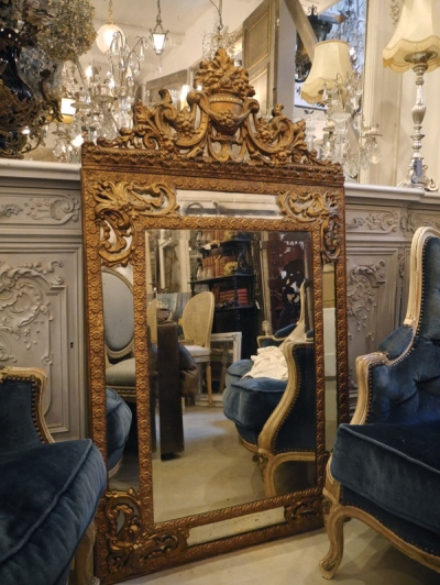 French Mirror (401-19)