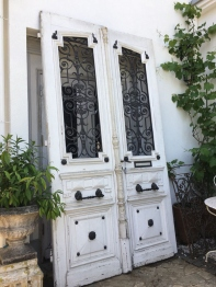 Pair of French Doors (052-17)