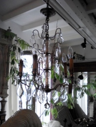 Crystal Chandelier (B-1)
