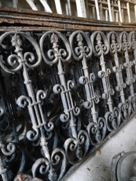 Iron Fence Set (126-12)