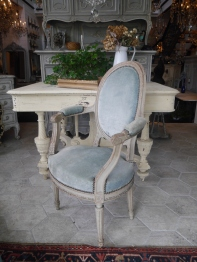 French Arm Chair (882-16)