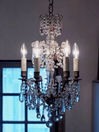 Crystal Chandelier (561-20)