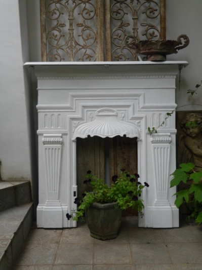 Fire Surround (A-1)
