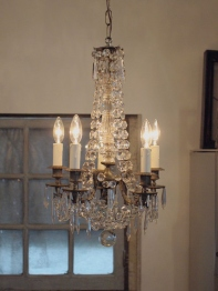 Crystal Chandelier (287-23)