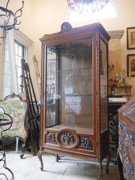 Glass Cabinet (733-20)