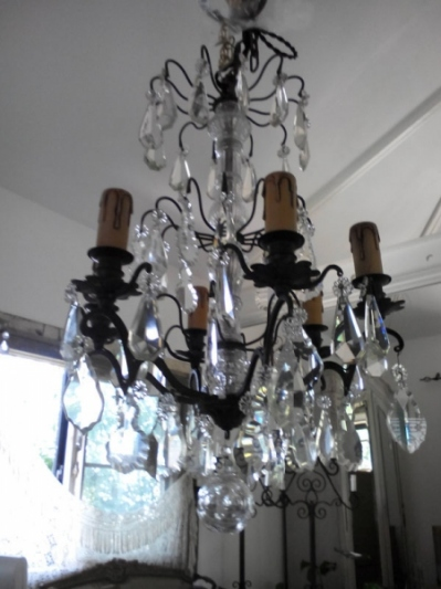 Crystal Chandelier (K-17)