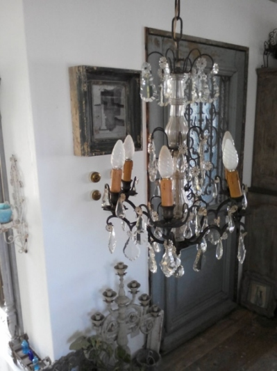 Crystal Chandelier (B-2)