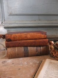 Antique Book (J)