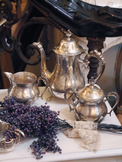 Tea Pot Set (E36-20)