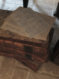 Antique Book (B-2)