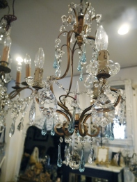 Crystal Chandelier (456-19)