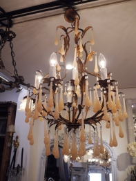 Crystal Chandelier (458-19)