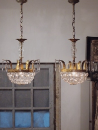 Crystal Chandelier (099-22)