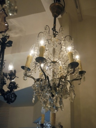 Crystal Chandelier (255-13)