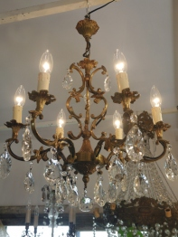 Crystal Chandelier (923-16)