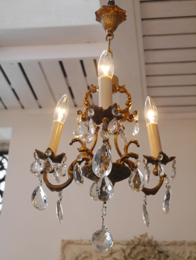 Crystal Chandelier (196-12)