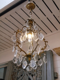 Crystal Chandelier (204-12)