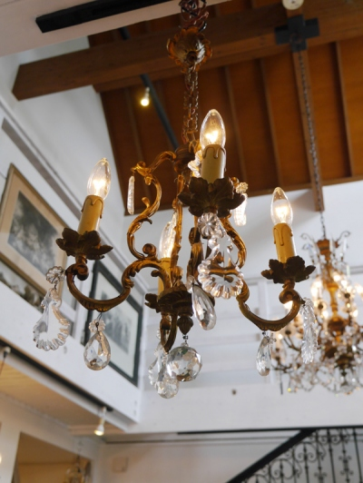 Crystal Chandelier (207-12)