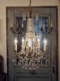 Crystal Chandelier (154-21)