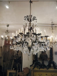 Crystal Chandelier (194-12)
