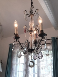 Crystal Chandelier (257-13)