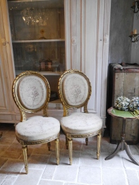 French Chair (211-12)<ご売約済>