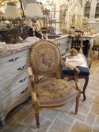 French Arm Chair (210-12)