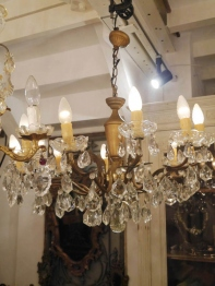 Crystal Chandelier (732-15)