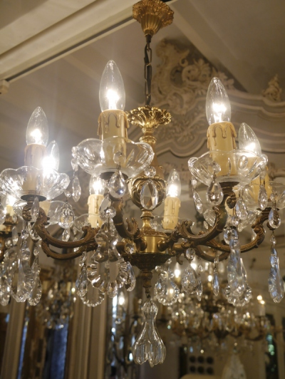 Crystal Chandelier (TA211)