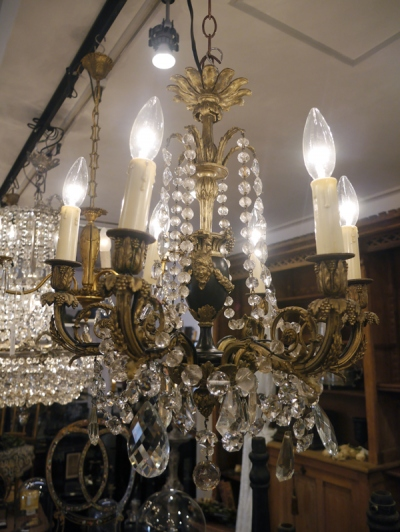 Crystal Chandelier (925-16)