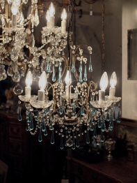 Crystal Chandelier (231-18)