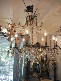 Crystal Chandelier (648-10)