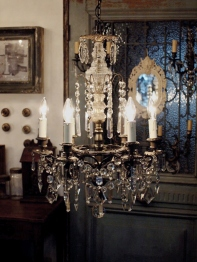 Crystal Chandelier (557-20)