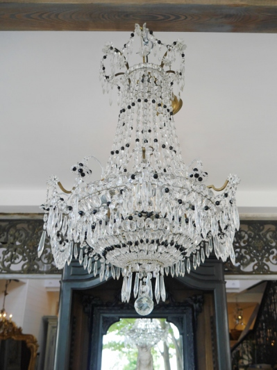 Crystal Chandelier (214-12)