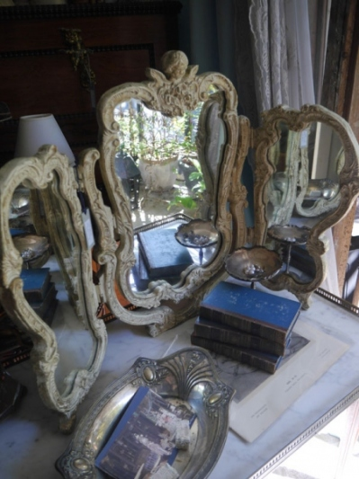 French Mirror (U030)