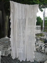 Antique Lace Cloth (SK062)