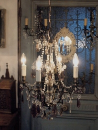 Crystal Chandelier (TA224)