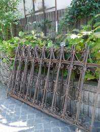 Iron Fence Set (378-19)