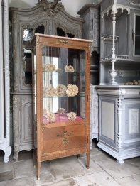 Glass Cabinet (445-14)