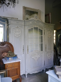 Armoire Glass Cabinet (450-19)