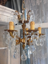Crystal Chandelier (F033)