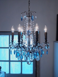 Crystal Chandelier (C-7)