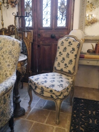 French Low Chair (825-16)