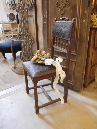 French Chair (159-12)