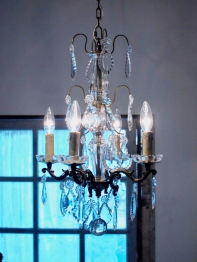 Crystal Chandelier (EBF049)
