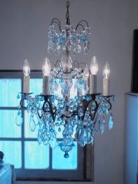 Crystal Chandelier (EBF037)