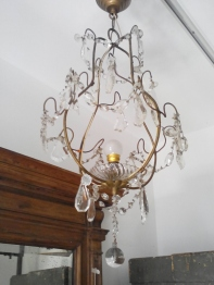 Crystal Chandelier (F039)